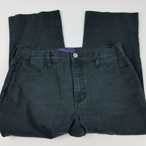 Not Your Daughters Jeans Womens Size 8P Capris